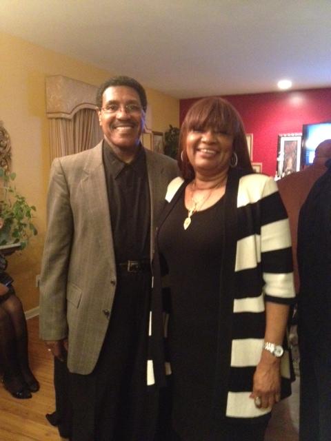 Bill Sponsor Honorable Assemblyman Scarborough and Dr. Arnita Fowler